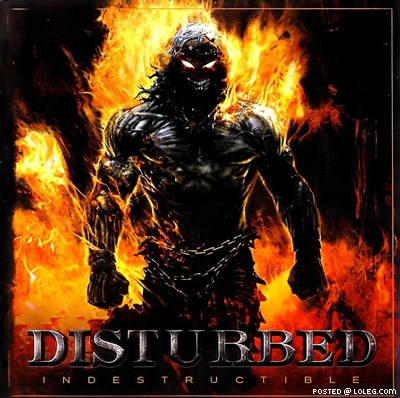Disturbed - Indestructible (2008)