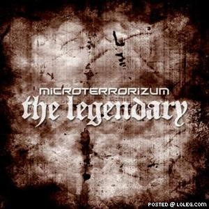 Microterrorizum - The legendary EP (2008)